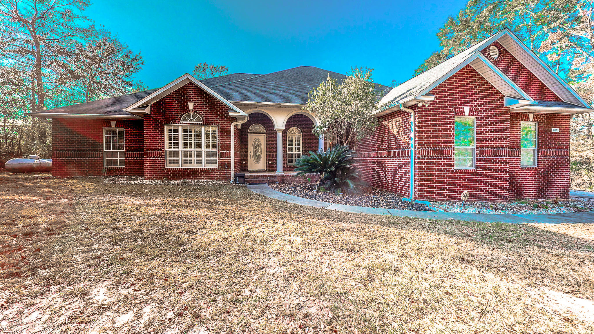 Photo of home for sale at 2855 Walling, Milton FL