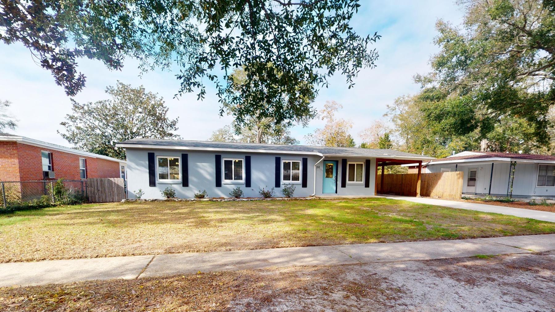 Photo of home for sale at 56 Woodham, Fort Walton Beach FL