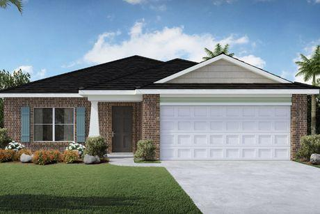 Photo of home for sale at 594 Marquis, Freeport FL