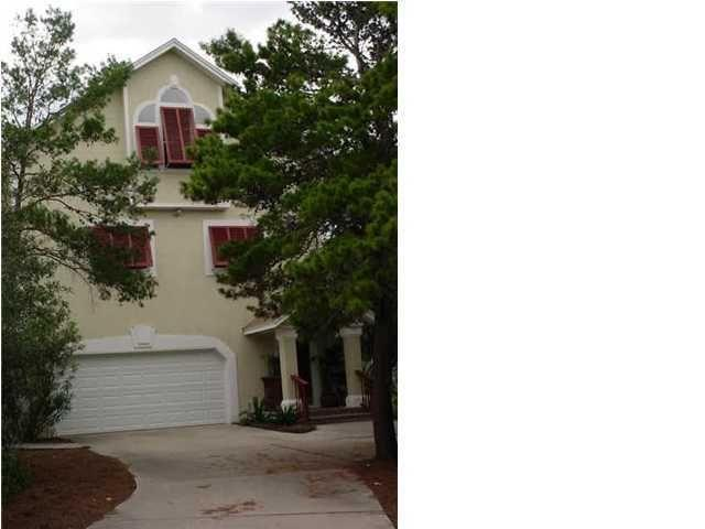 Photo of home for sale at 18 Seabreeze Pl, Inlet Beach FL