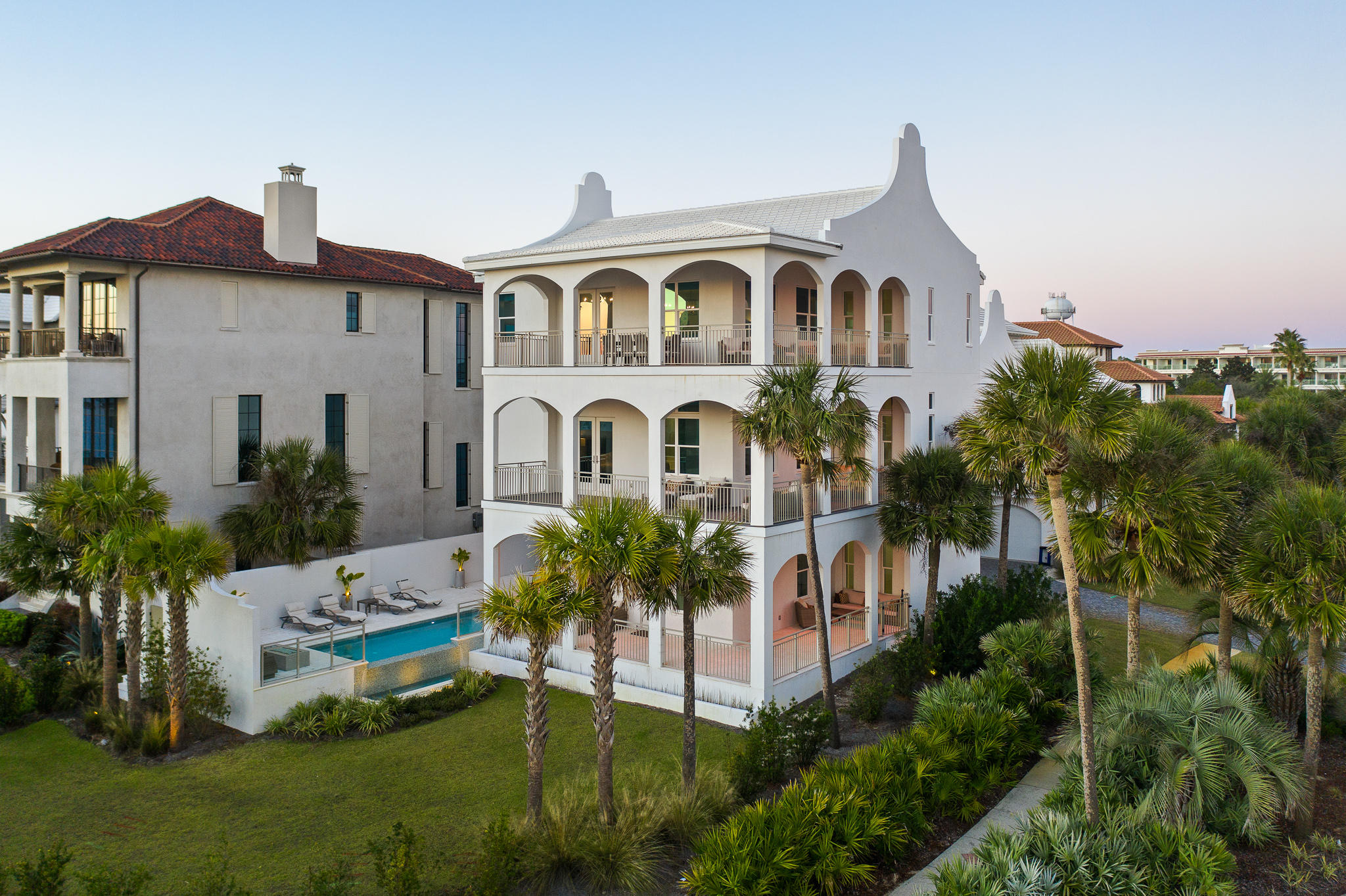 Photo of home for sale at 124 Paradise By The Sea, Inlet Beach FL