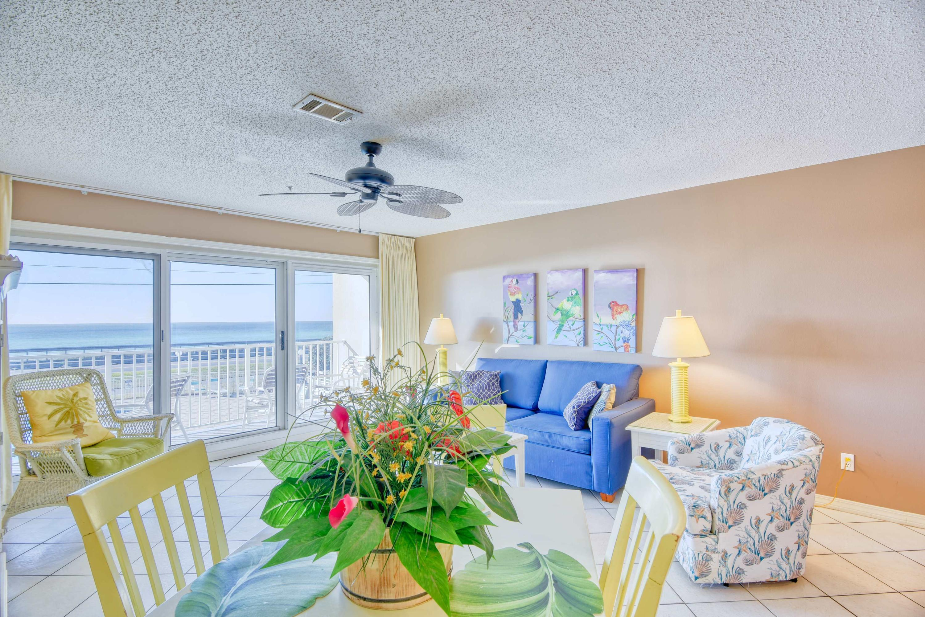Photo of home for sale at 2606 Scenic Gulf Drive, Miramar Beach FL