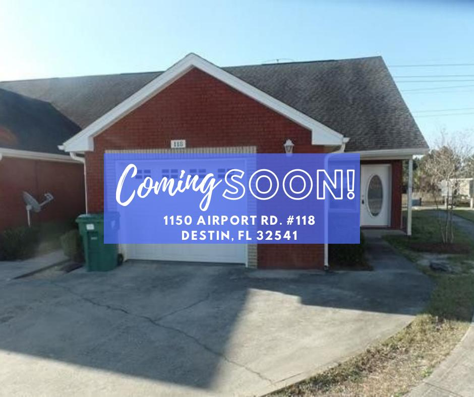 Photo of home for sale at 1150 Airport, Destin FL