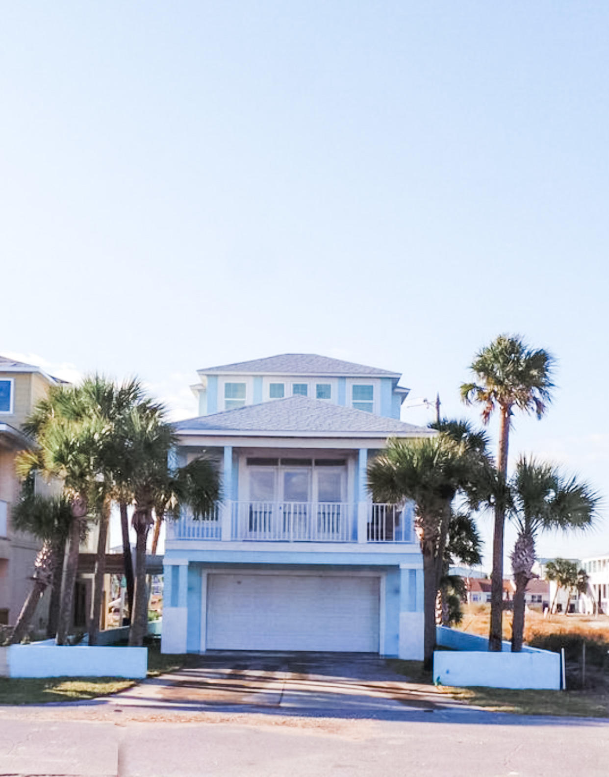 Photo of home for sale at 110 38th, Mexico Beach FL