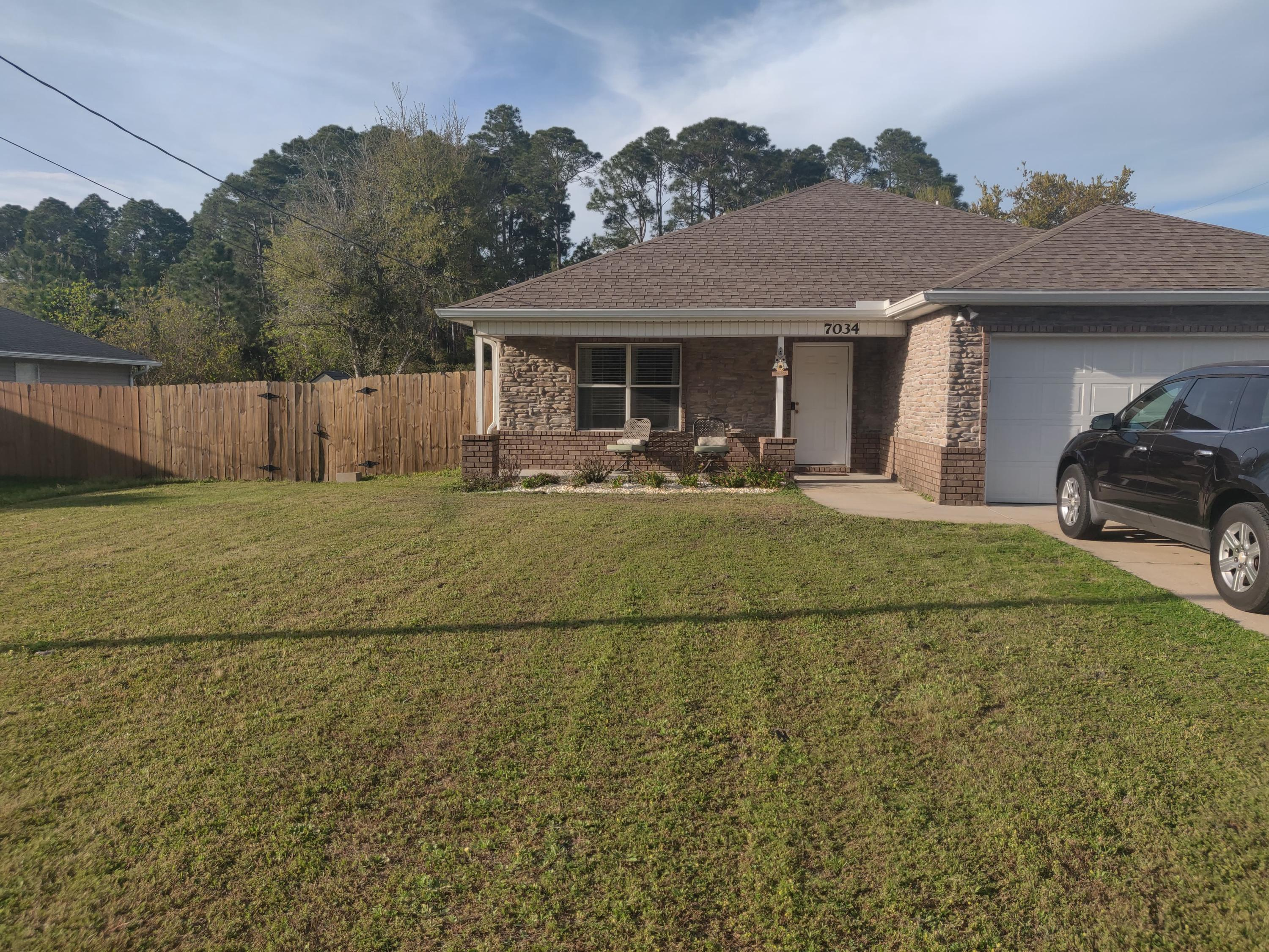 Photo of home for sale at 7034 Webster, Navarre FL