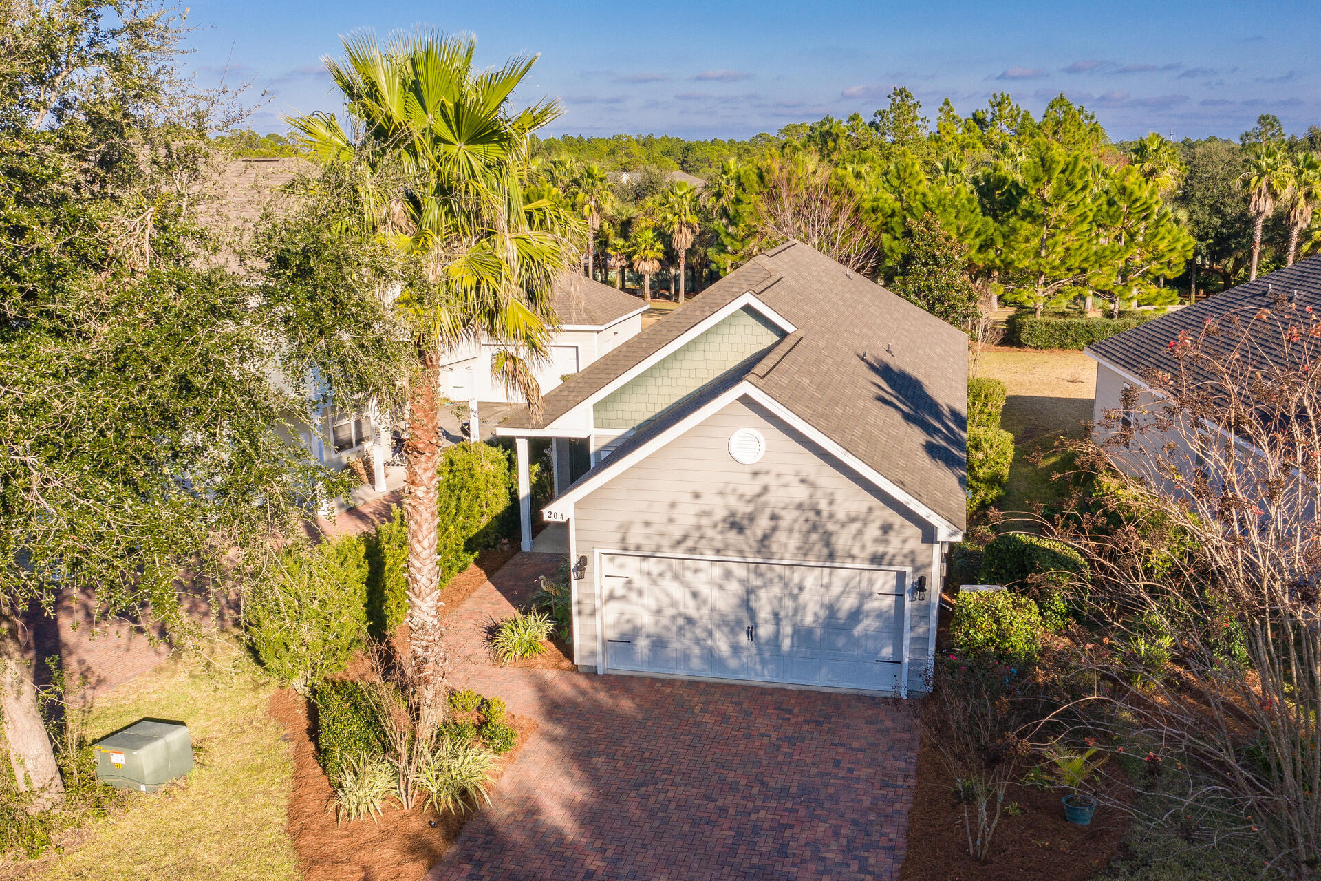 Photo of home for sale at 204 Turtle, Panama City Beach FL