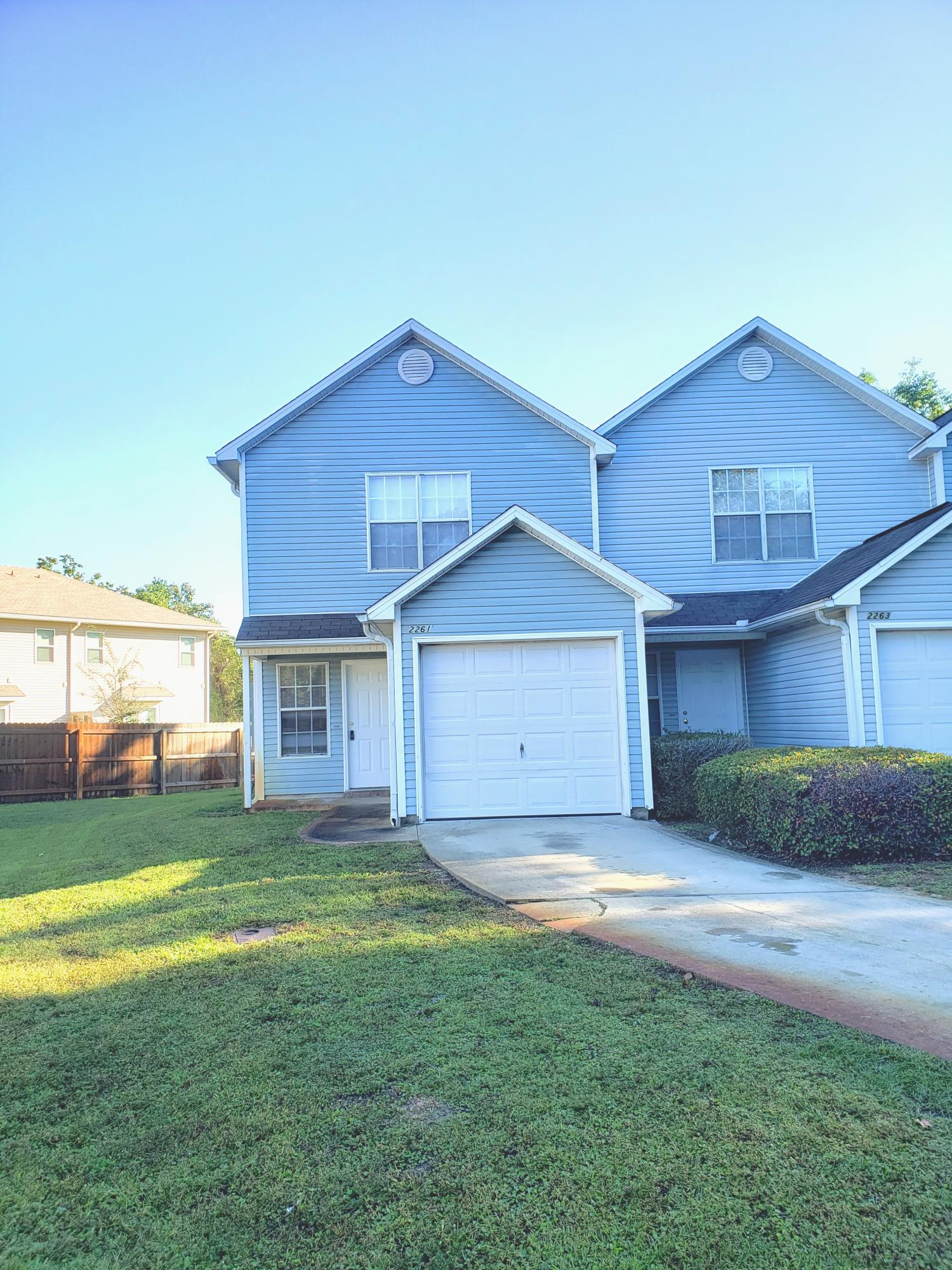 Photo of home for sale at 2269 Whitman, Fort Walton Beach FL