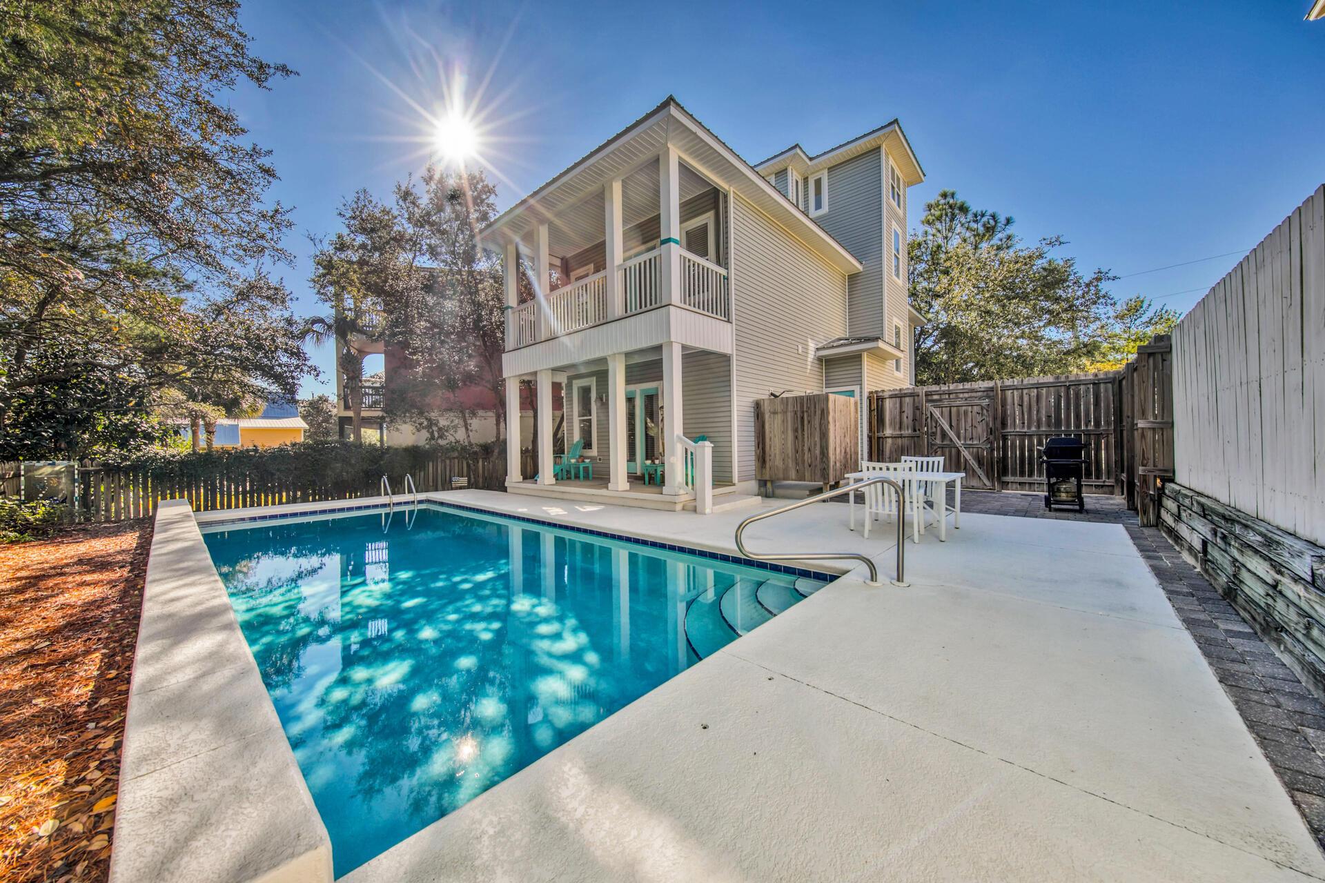Photo of home for sale at 50 Brown, Santa Rosa Beach FL