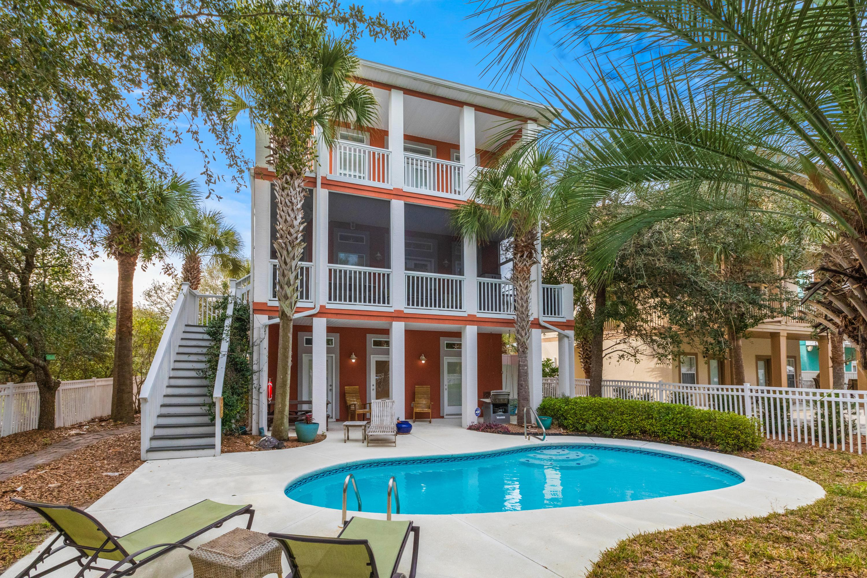 Photo of home for sale at 45 Beach Walk, Santa Rosa Beach FL