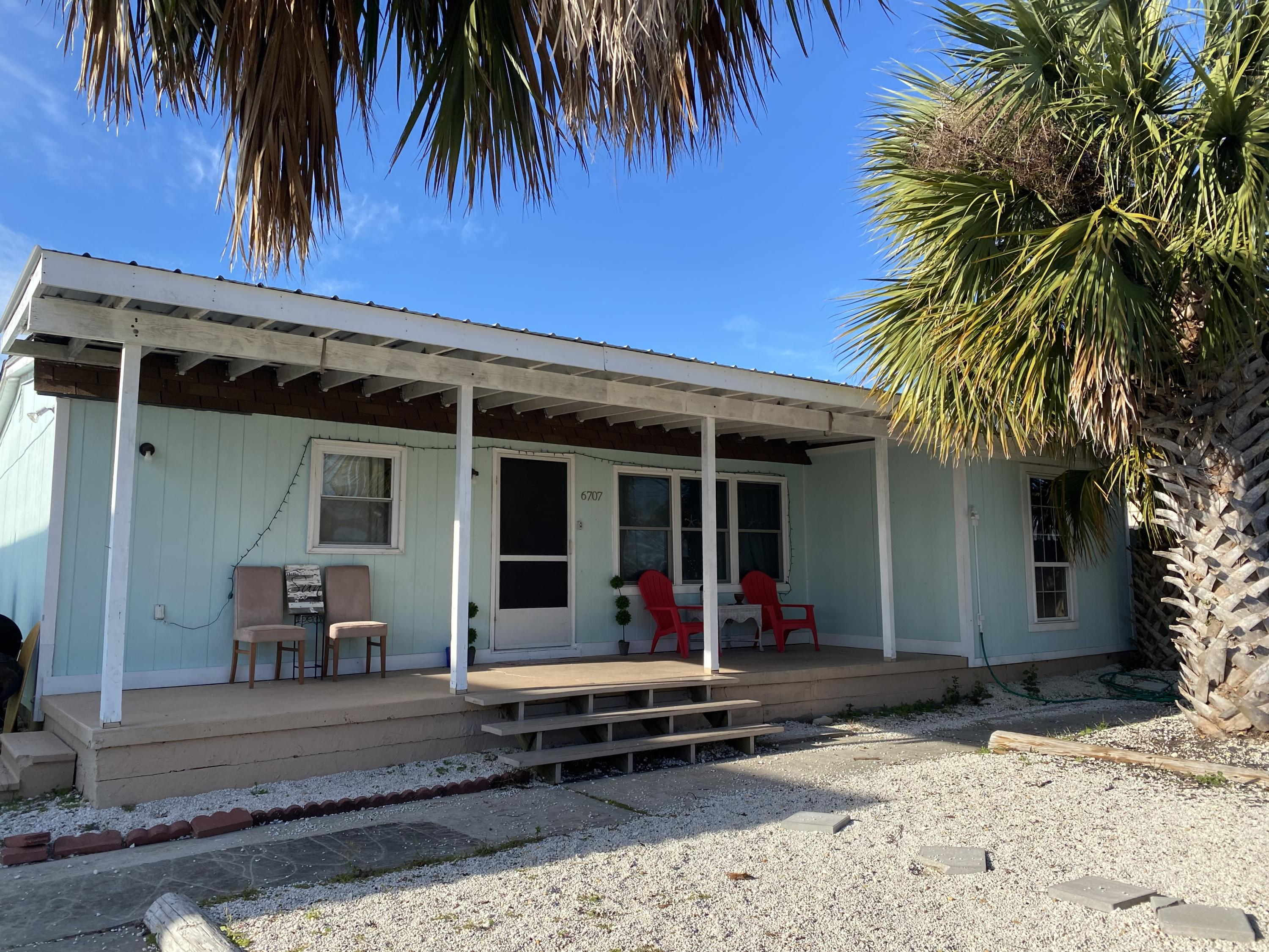 Photo of home for sale at 6707 Sunset, Panama City Beach FL