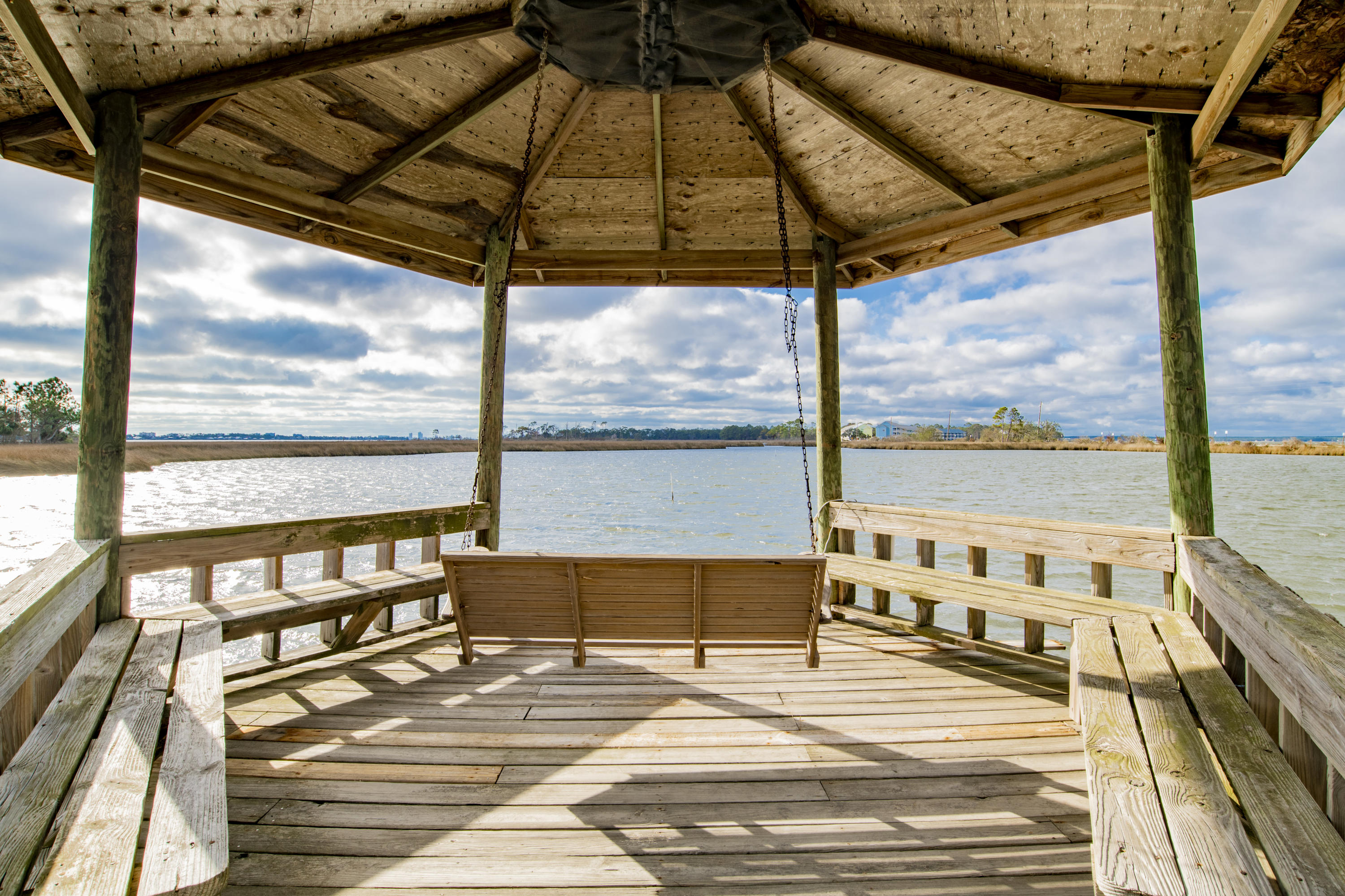 Photo of home for sale at 15005 Innerarity Point, Pensacola FL