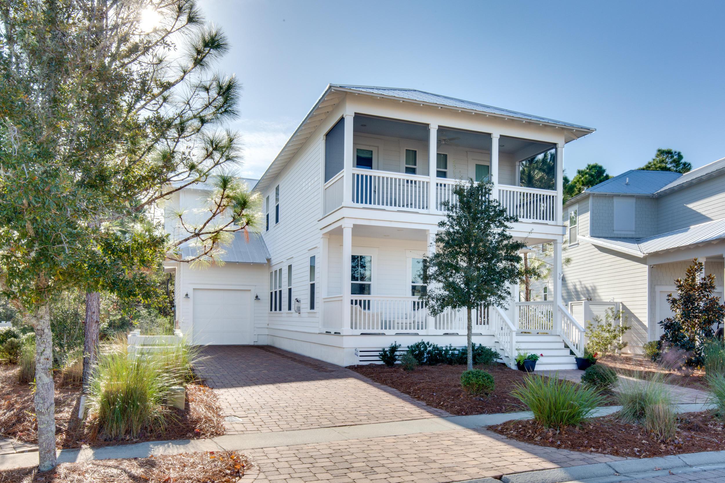Photo of home for sale at 50 Salamander, Santa Rosa Beach FL
