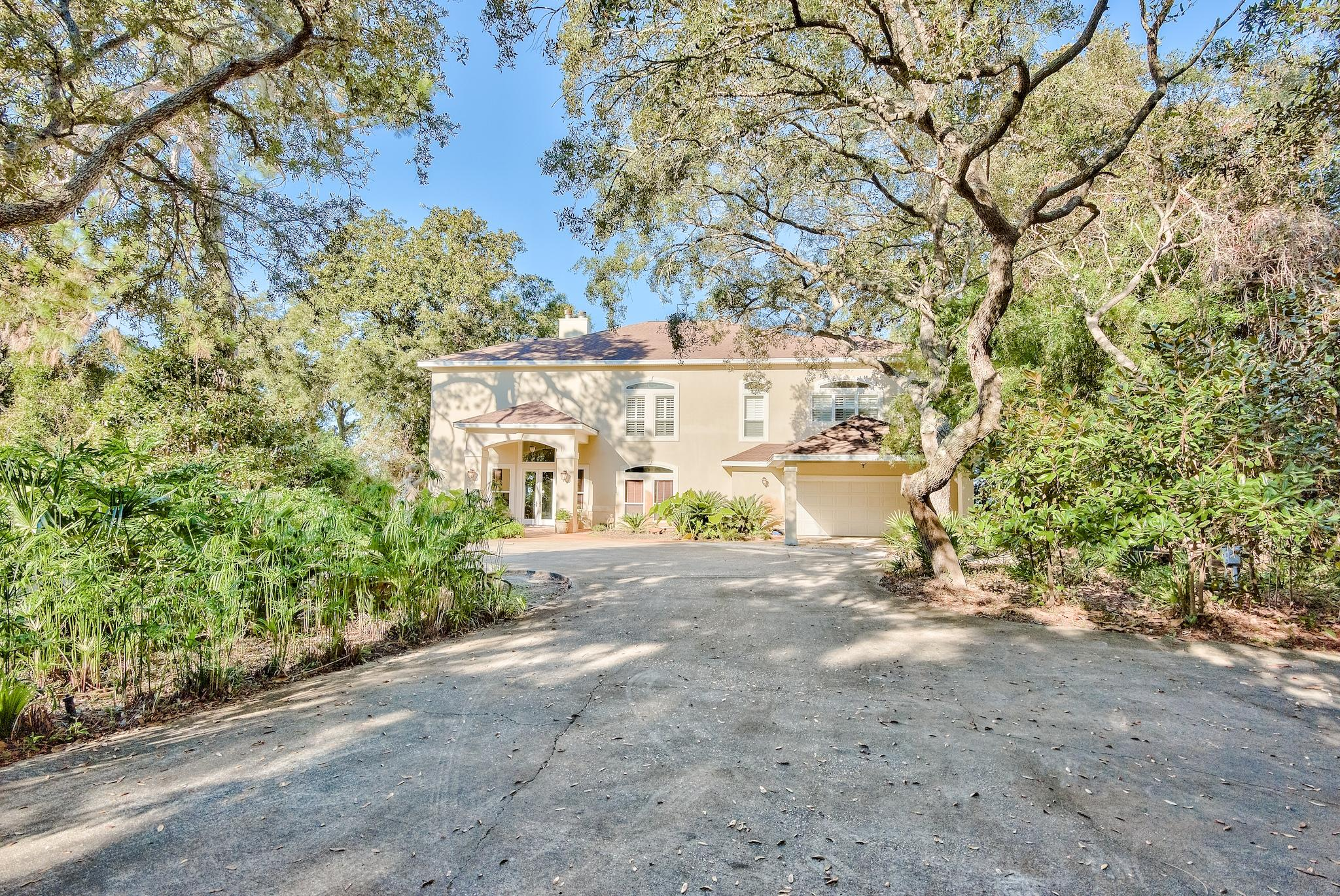 Photo of home for sale at 4013 Indian, Destin FL
