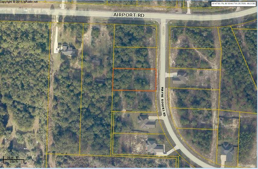 Photo of home for sale at Lot B3 Wayne Rogers, Crestview FL