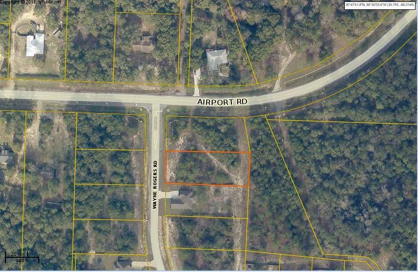 Photo of home for sale at Lot A2 Wayne Rogers, Crestview FL