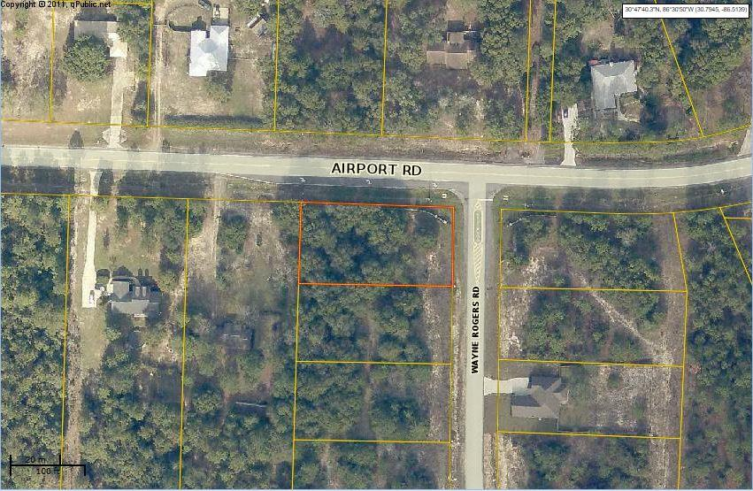 Photo of home for sale at Lot B1 Wayne Rogers, Crestview FL