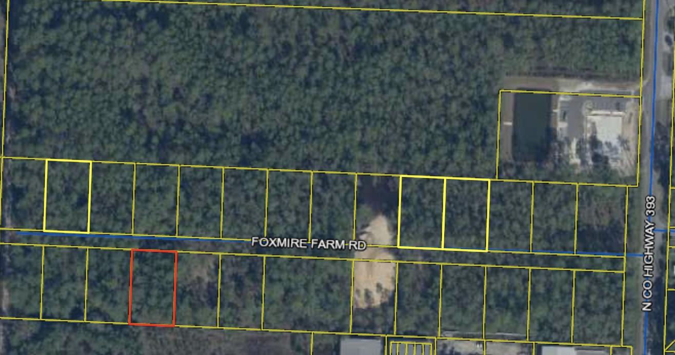 Photo of home for sale at Lot 18 Foxmire Farm Rd, Santa Rosa Beach FL