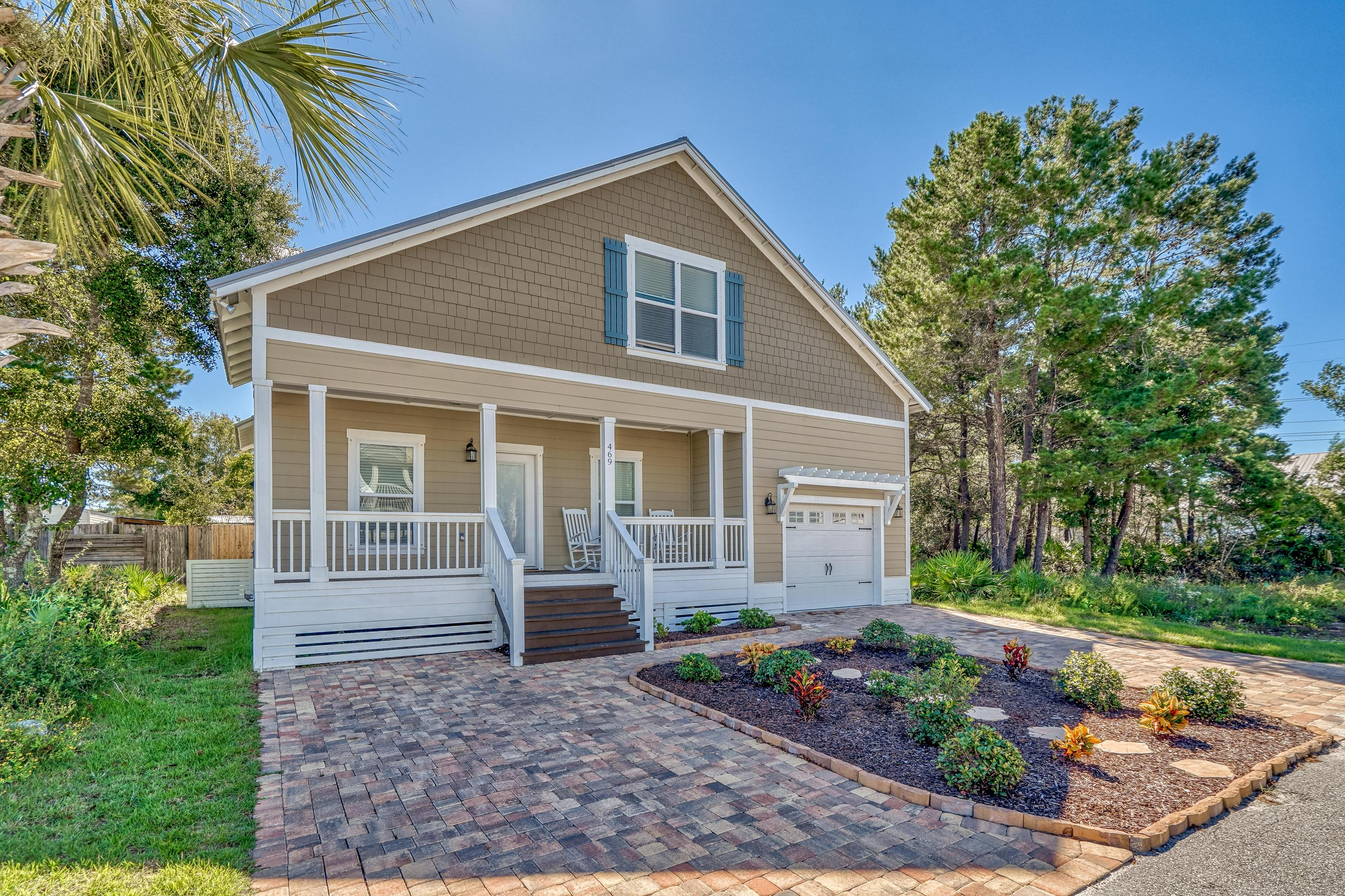 Photo of home for sale at 469 Paradise, Panama City Beach FL