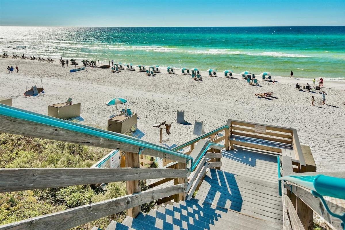 Photo of home for sale at 470 Beach Bike, Inlet Beach FL