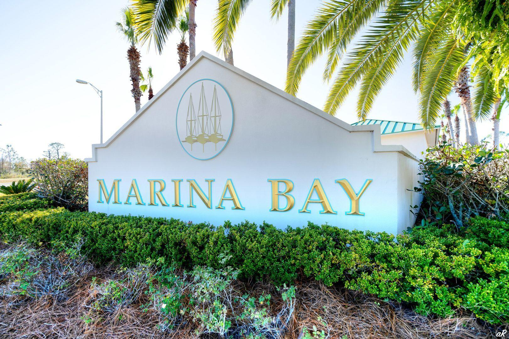 Photo of home for sale at 1600 Marina Bay, Southport FL