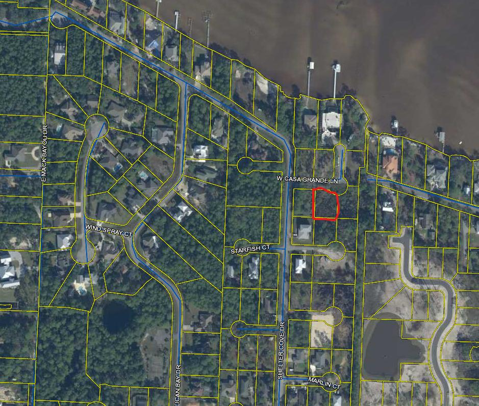 Photo of home for sale at Lot 38 Casa Grande Ln, Santa Rosa Beach FL