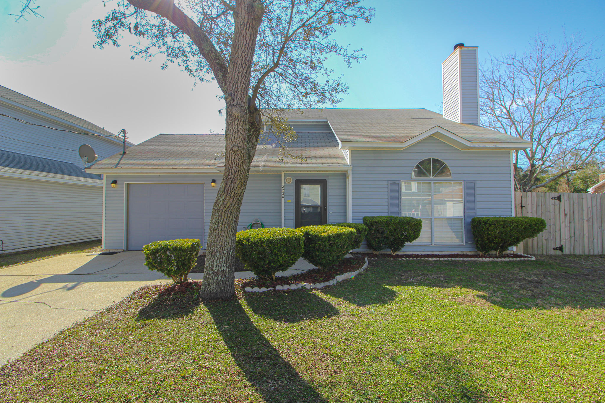 Photo of home for sale at 2236 Monahan, Fort Walton Beach FL