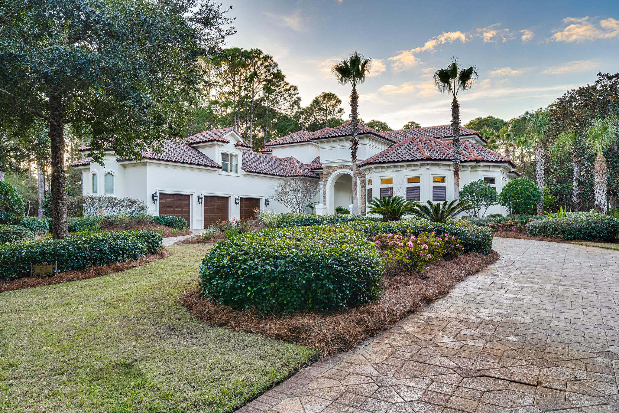 Photo of home for sale at 3119 Merion, Miramar Beach FL