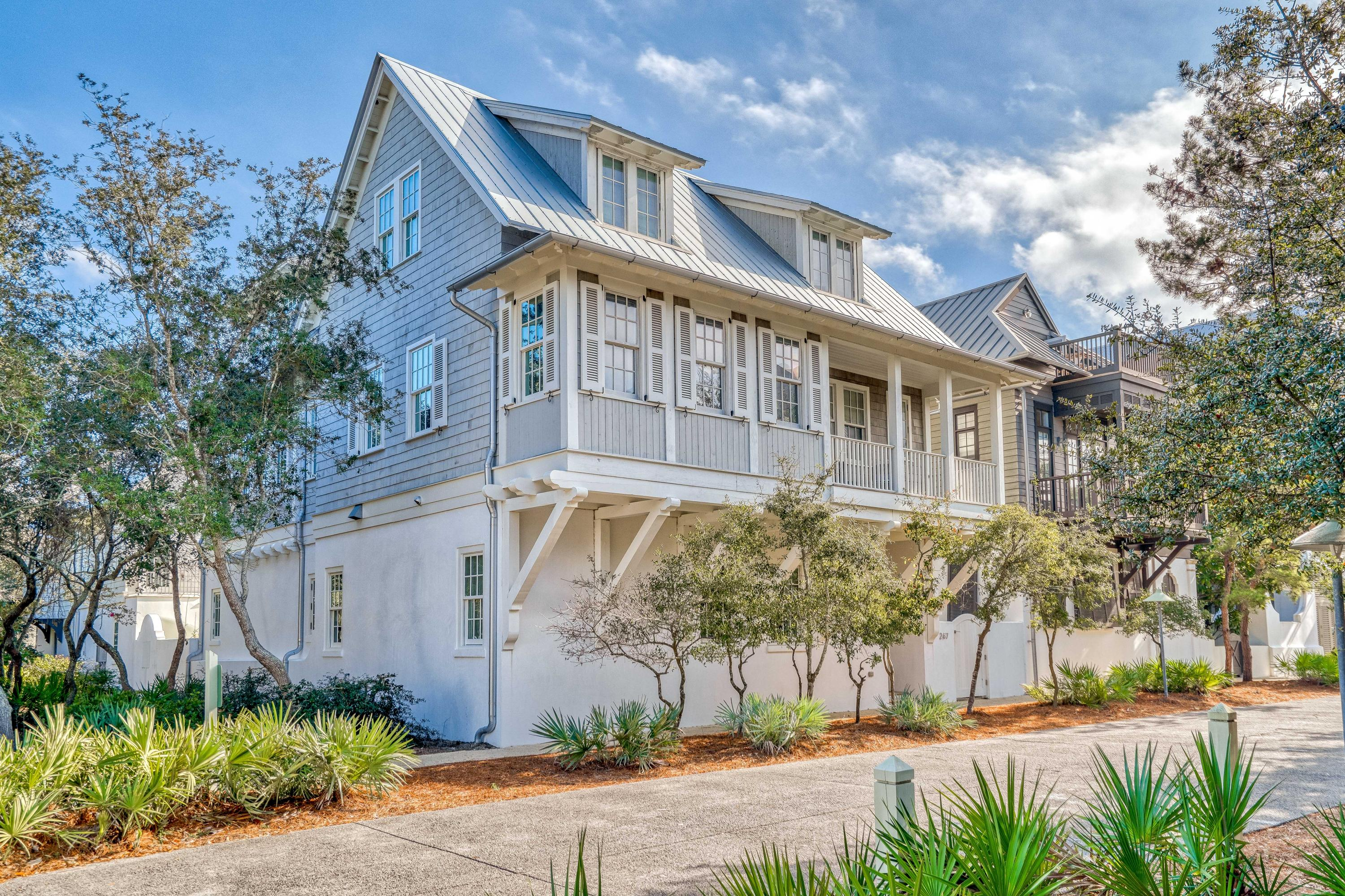 Photo of home for sale at 267 Water, Inlet Beach FL