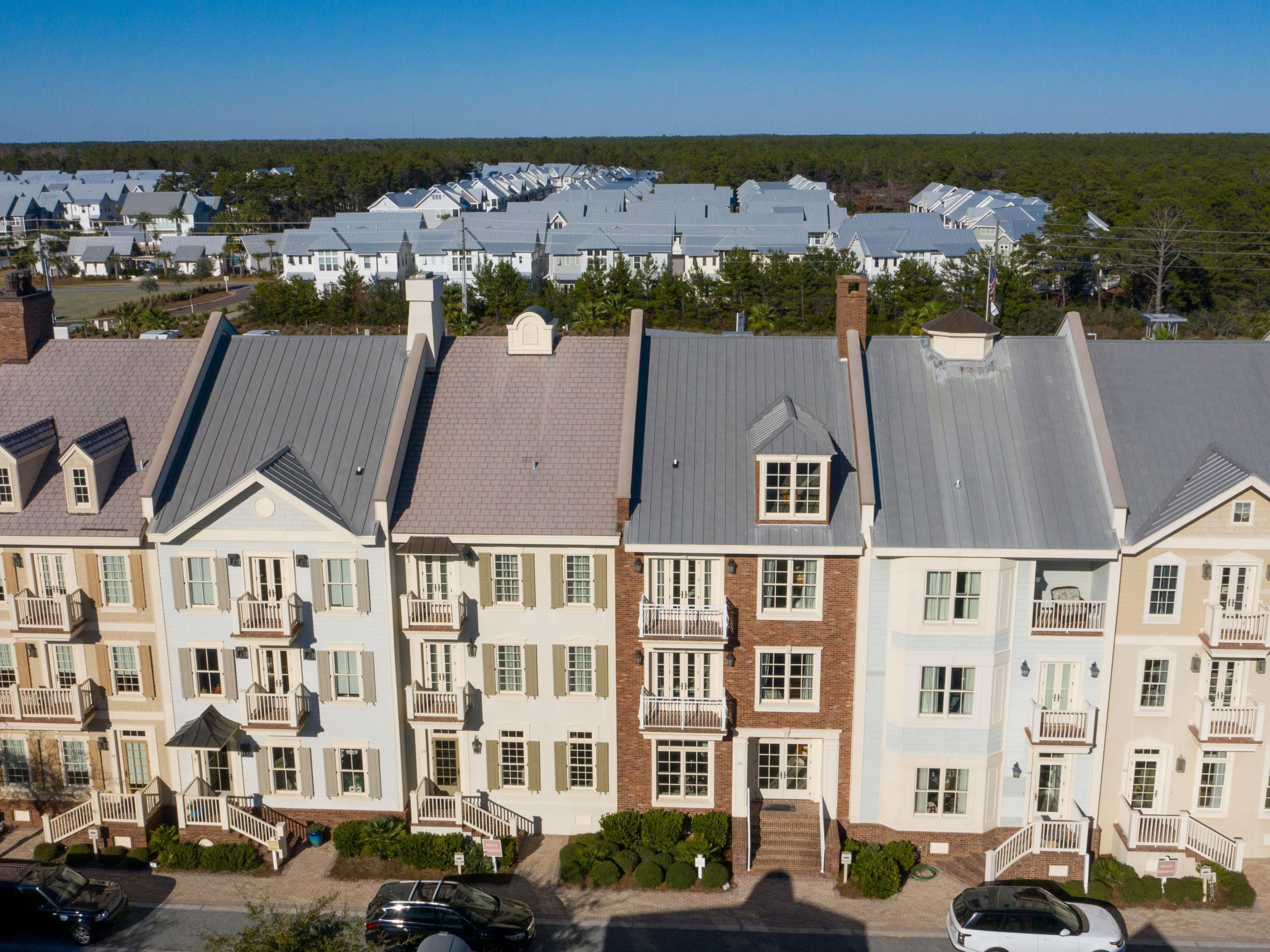 Photo of home for sale at 39 Pleasant, Inlet Beach FL