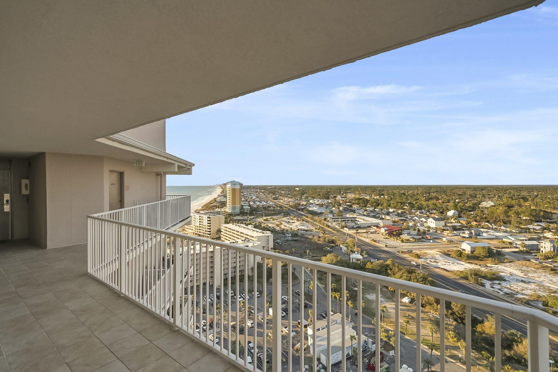 Photo of home for sale at 7205 Thomas Dr., Panama City Beach FL