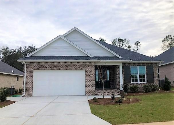 Photo of home for sale at 104 Raiders, Valparaiso FL