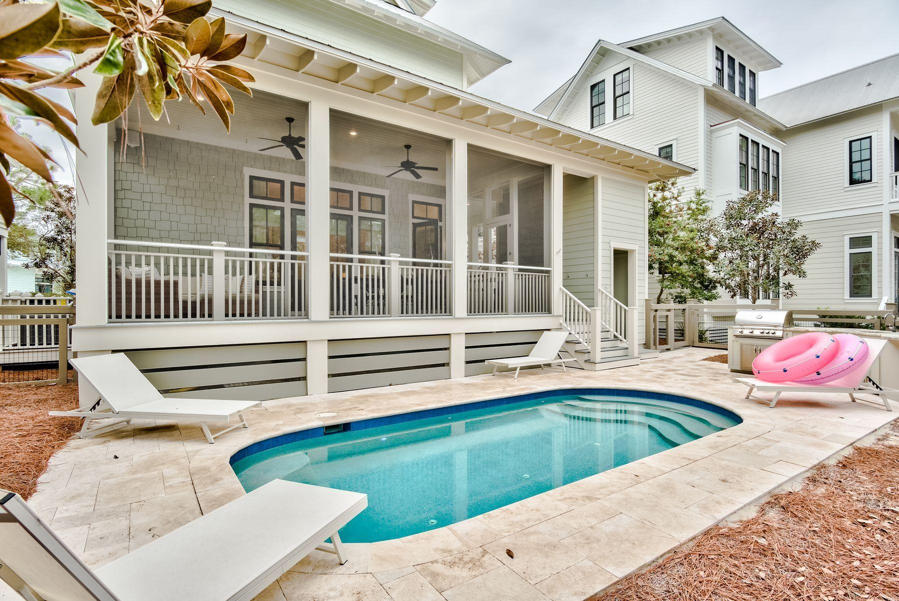 Photo of home for sale at 90 Flatwood, Santa Rosa Beach FL