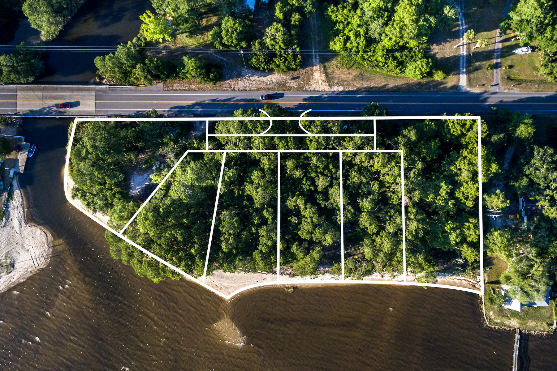 Photo of home for sale at Lot 1 Fl-20, Freeport FL