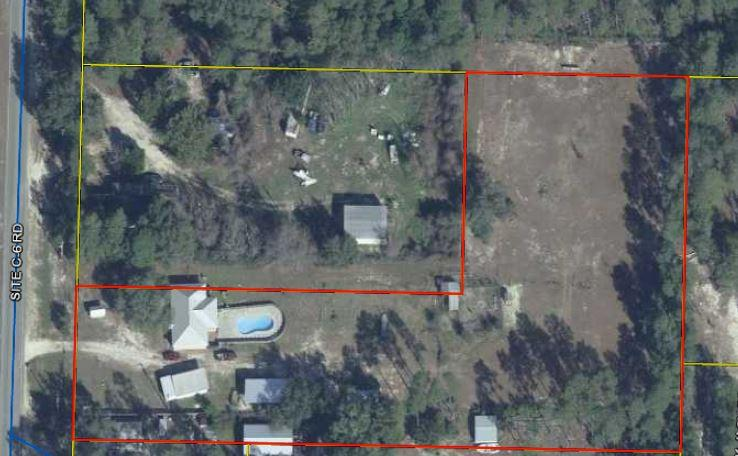Photo of home for sale at 814 Site C-6, Freeport FL