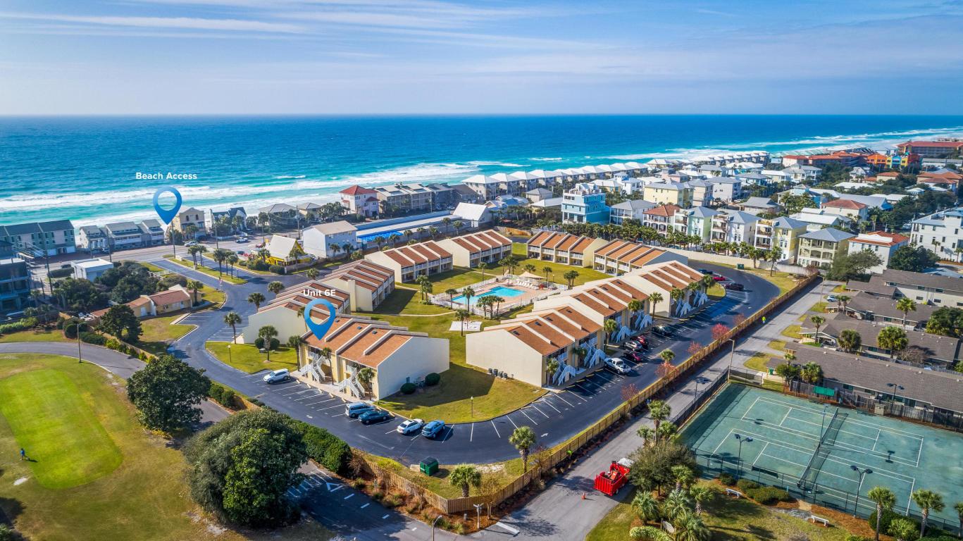 Photo of home for sale at 1630 Scenic Gulf, Miramar Beach FL