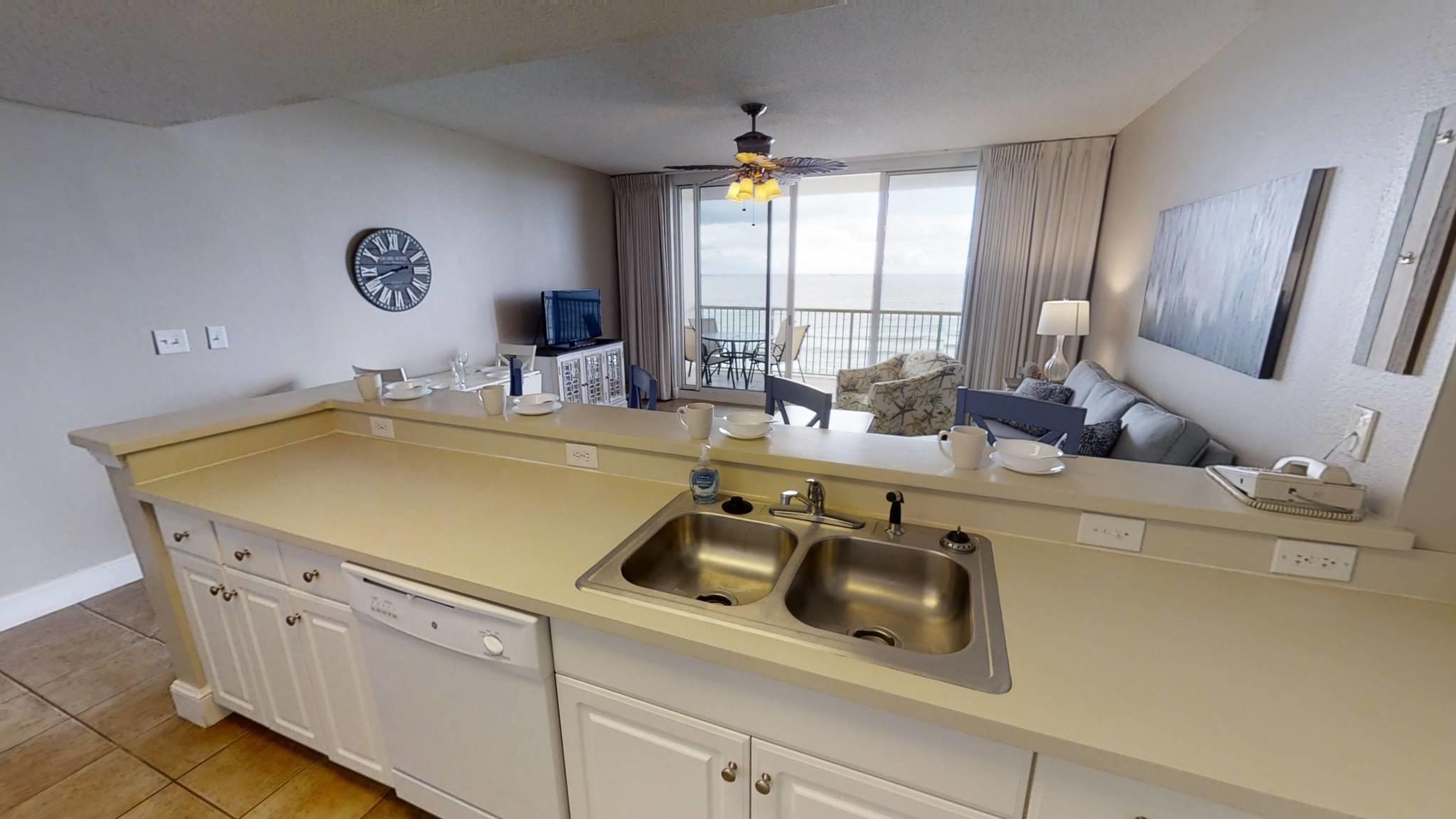 Photo of home for sale at 10901 Front Beach, Panama City Beach FL