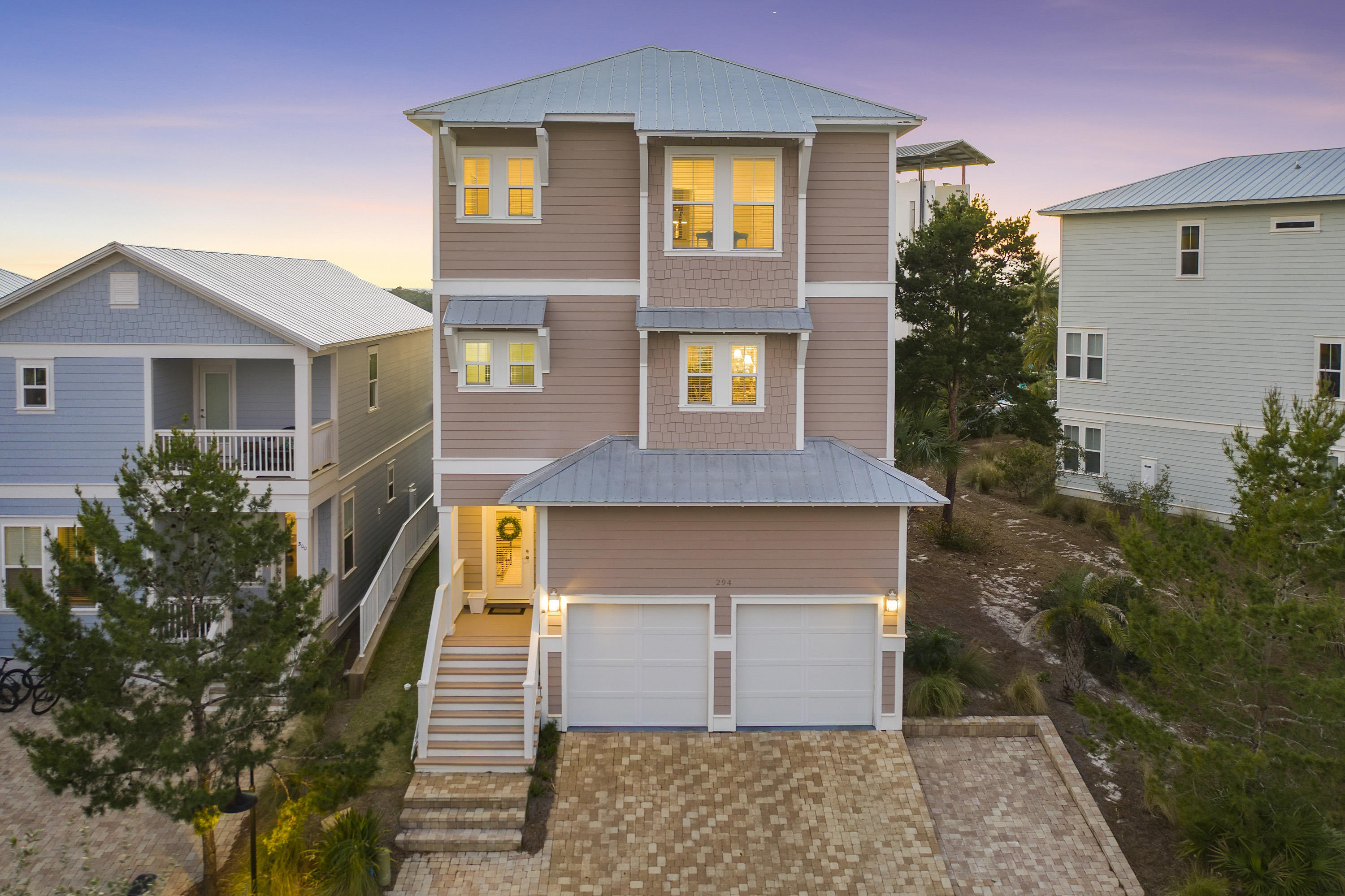 Photo of home for sale at 294 Gulfview, Santa Rosa Beach FL