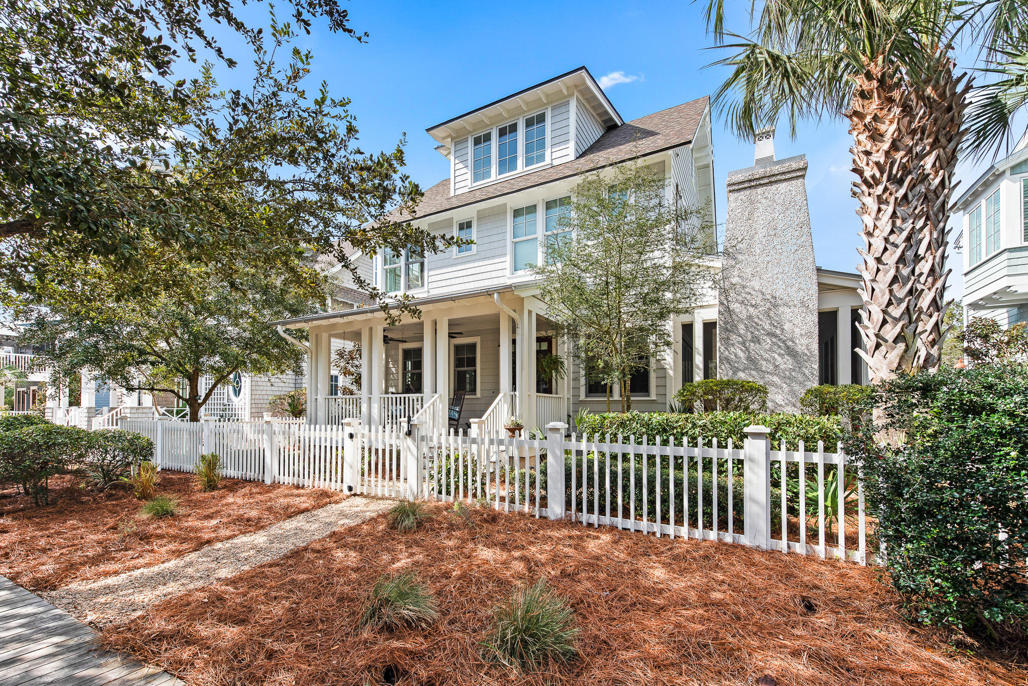 Photo of home for sale at 34 Founders, Inlet Beach FL