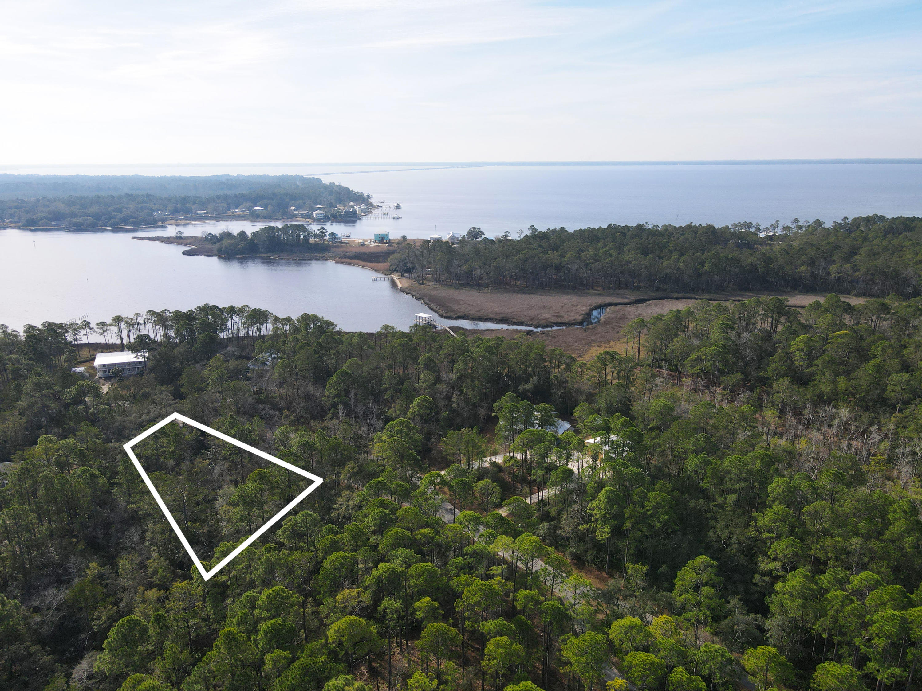 Photo of home for sale at Lot 39 Bayside, Freeport FL