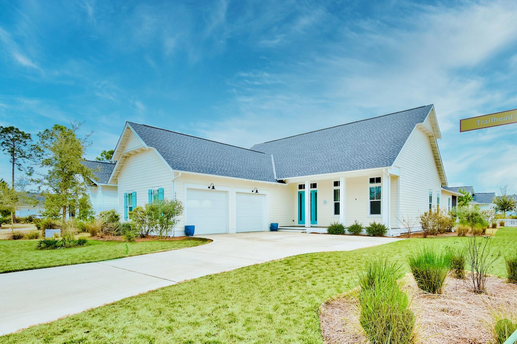 Photo of home for sale at 282 Trailhead, Inlet Beach FL