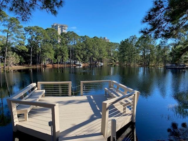 Photo of home for sale at 46 Lakeview Beach, Miramar Beach FL