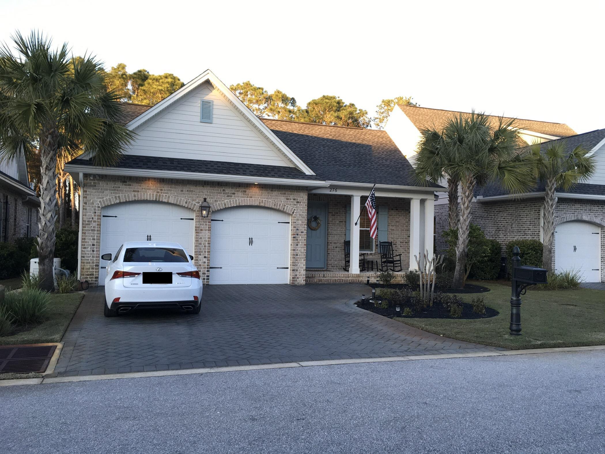 Photo of home for sale at 276 Cobalt, Miramar Beach FL