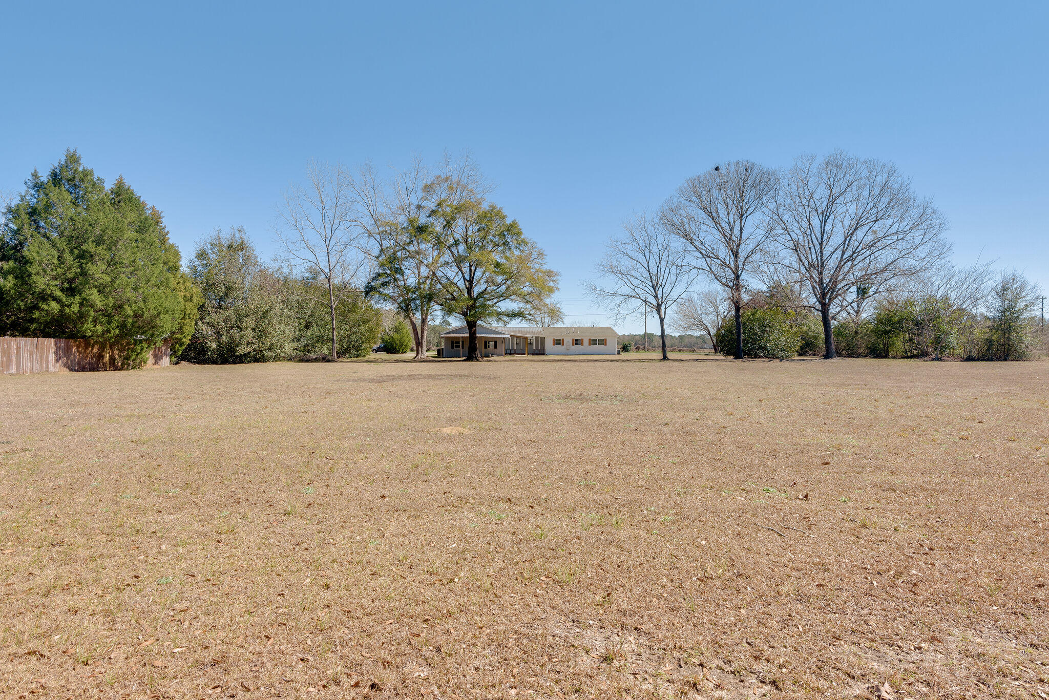 Photo of home for sale at 5238 Griffith Mill, Baker FL