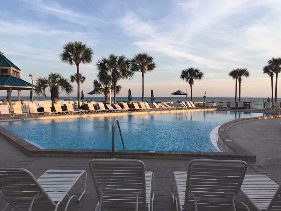 Photo of home for sale at 7205 Thomas Drive, Panama City Beach FL