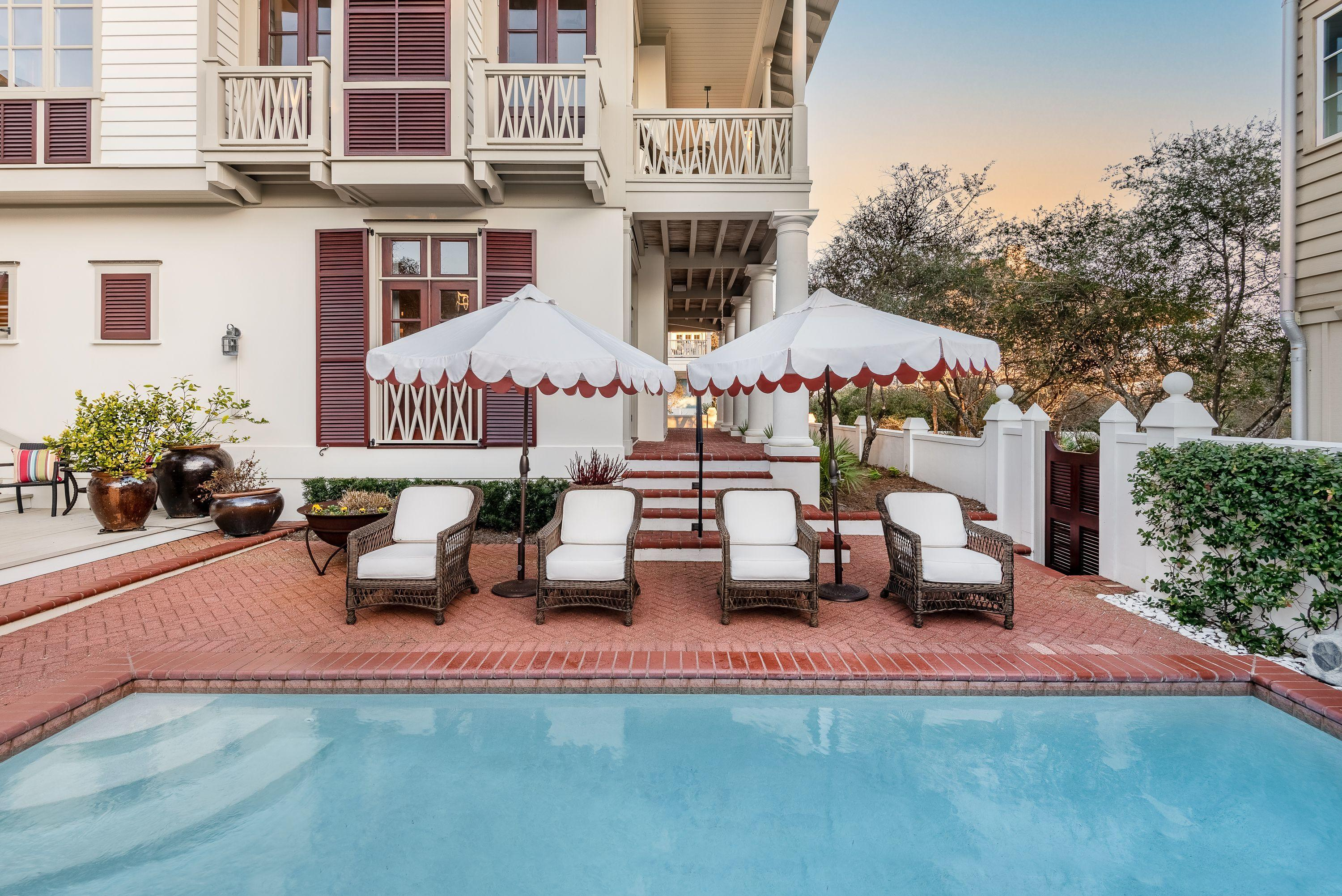 Photo of home for sale at 365 Water, Rosemary Beach FL