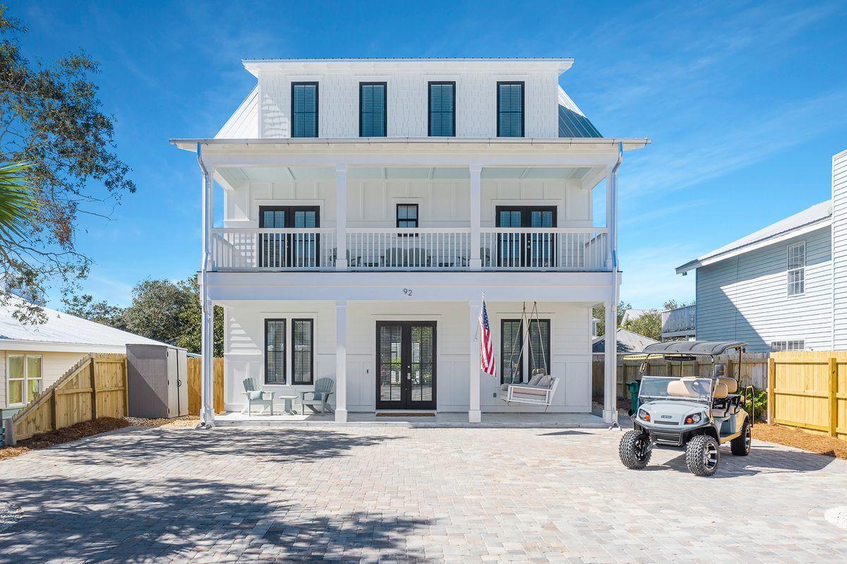 Photo of home for sale at 92 Cobia, Destin FL