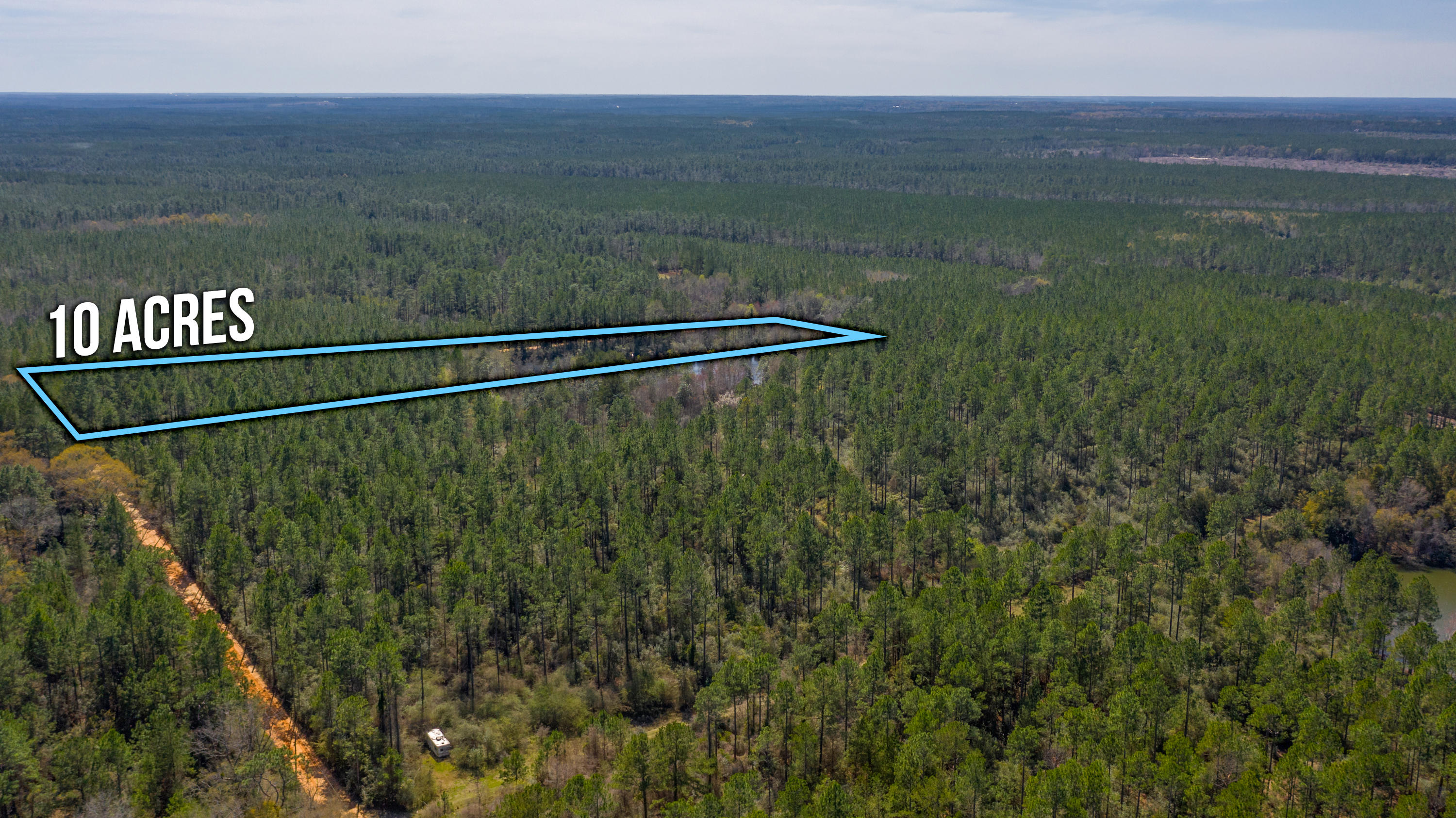 Photo of home for sale at 20 ACRES Buck Tyner, Laurel Hill FL