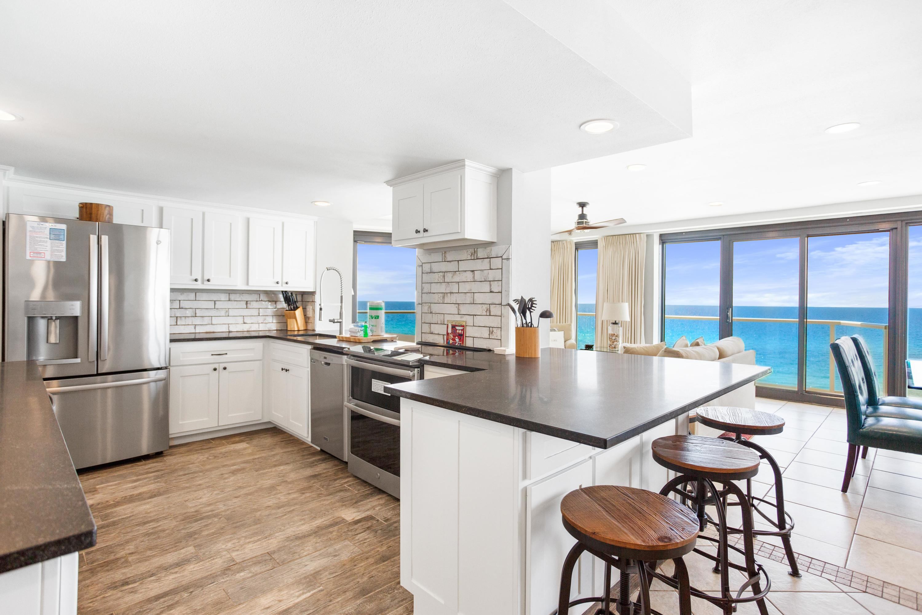 Photo of home for sale at 4276 Beachside Two, Miramar Beach FL