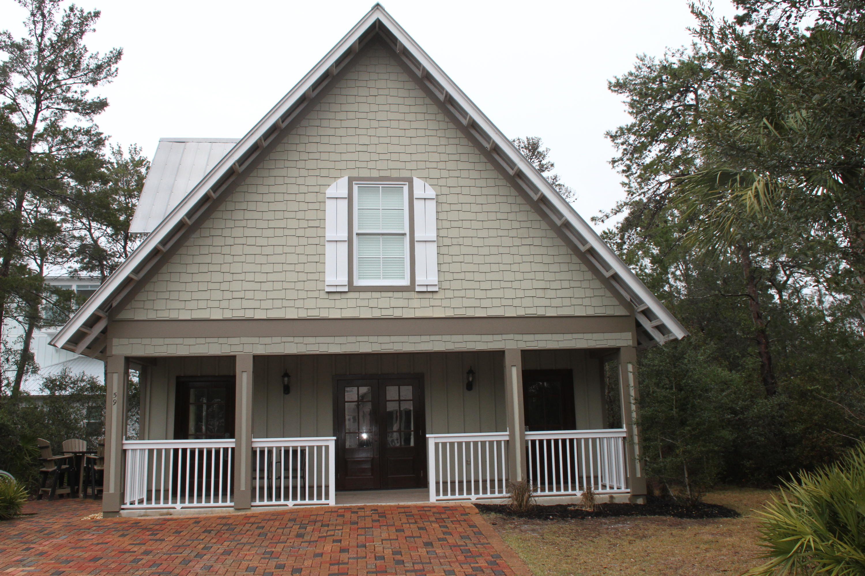 Photo of home for sale at 59 Willow Mist, Inlet Beach FL