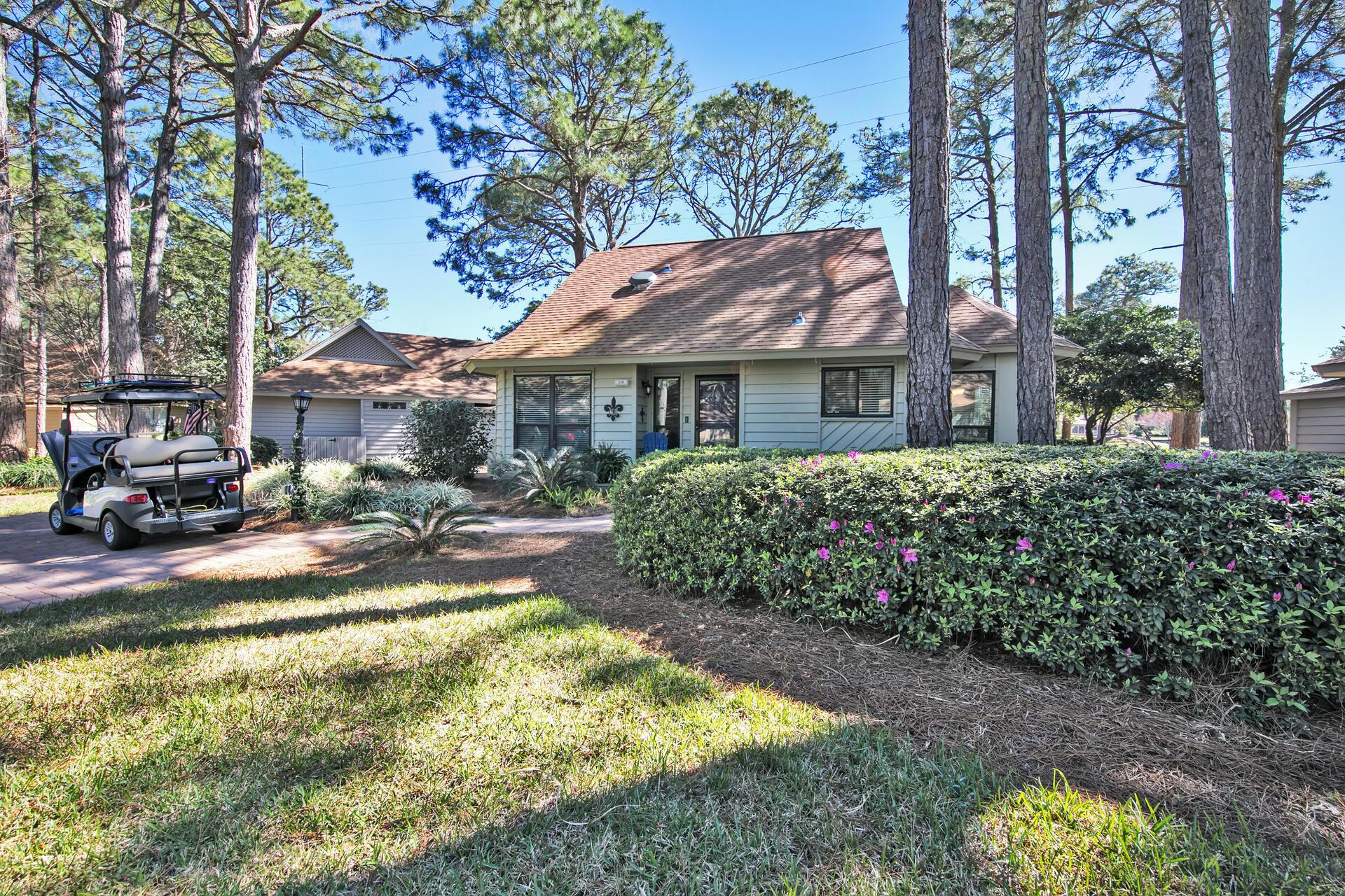 Photo of home for sale at 238 Audubon, Miramar Beach FL